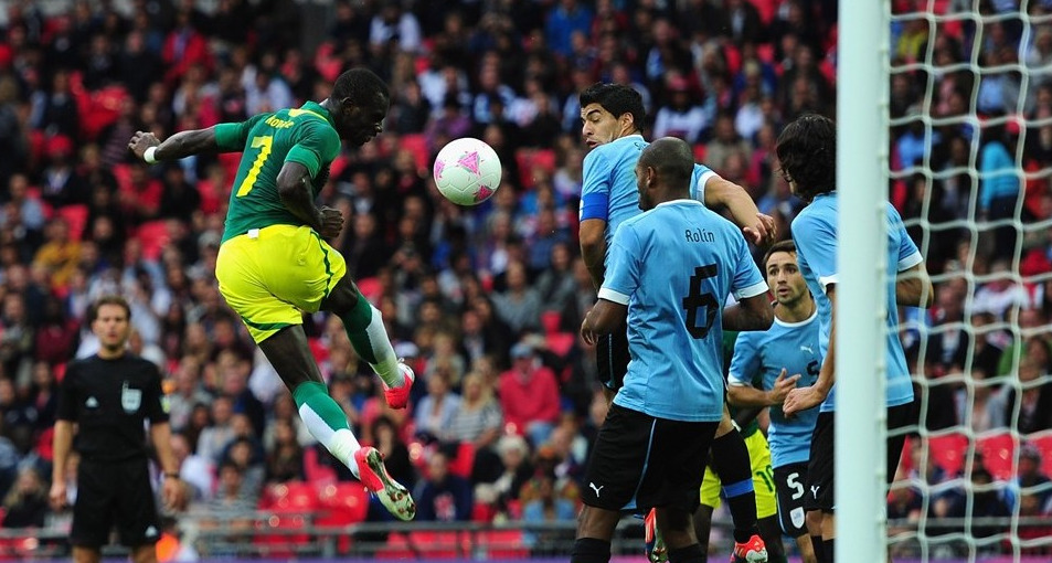 Men's Olympic Football: Matchday 2 What an upset today, with 10-man Senegal besting Uruguay stars Cavani and Suarez. Brazil also had problems getting around Belarus' defense, but they persevered and came away with all three points. But most shockingly Spain went down 1-0 to Honduras in the first half and couldn't come back, meaning they are mathematically eliminated from the tournament. With today's results all four groups have teams still battling for the right to move on to the knockout stages, so don't miss the final group games on August 1st in what should feature some amazing matches. [Photo Credit: Getty] Matchday 2 Results: Senegal 2-0 Uruguay Great Britain 3-1 United Arab Emirates Mexico 2-0 Gabon South Korea 2-1 Switzerland Egypt 1-1 New Zealand Brazil 3-1 Belarus Japan 1-0 Morocco Spain 0-1 Honduras