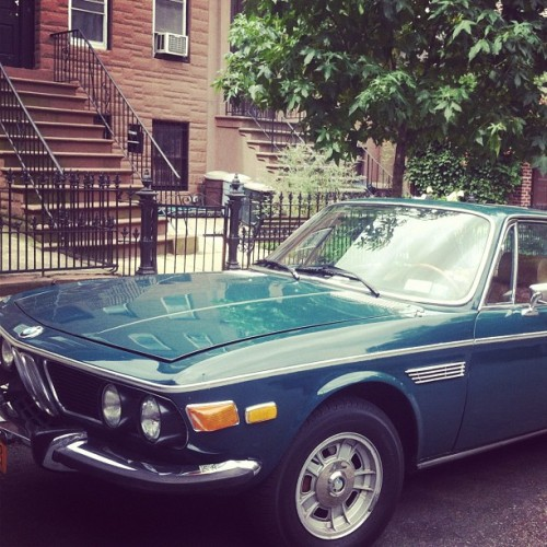 Another Brownstone Brooklyn #BMW @bmwusa  #bimmerspot (Taken with Instagram)