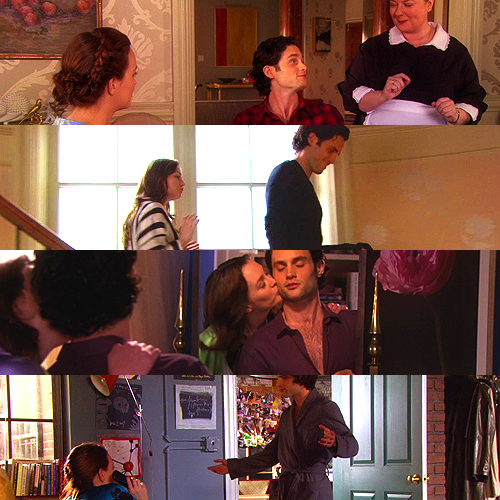 ijustfangirledeverywhere:  Dair Mornings → 5x20 through 5x23