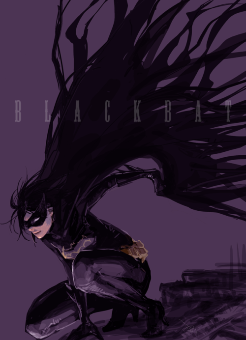 casscaincampaign:  Blackbat by 89g
