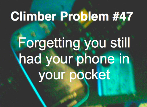 And that would be a picture of my old cell phone..
