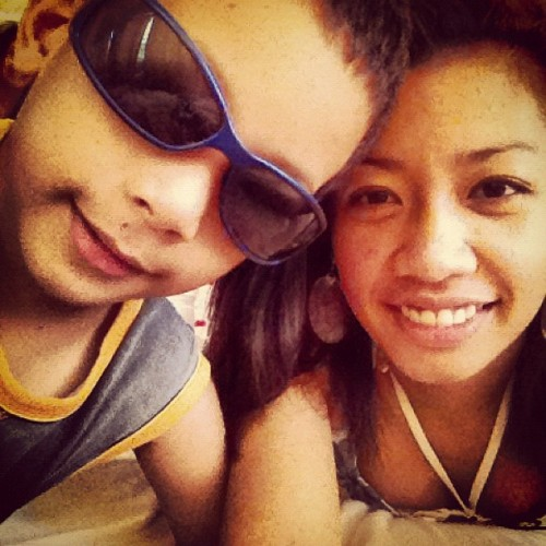 Miss my baby #family #philippines  (Taken with Instagram)