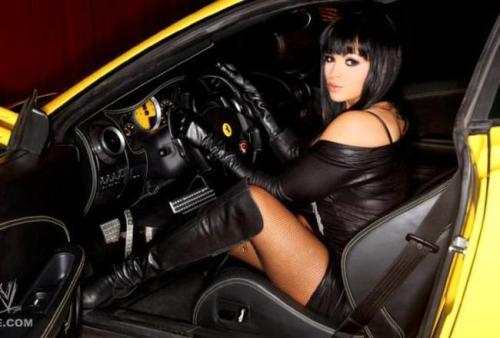 Woman of the Day (August 2nd, 2012): Aksana.