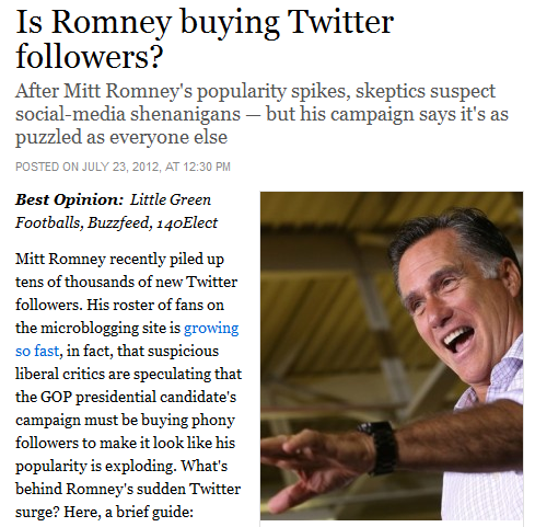 Read more here: http://theweek.com/article/index/230915/is-romney-buying-twitter-followers