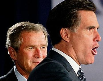 "politicsplus:  Remember Bush? Want More? Hearing about Willard's notion of foreign policy, I cringed in disgust.  ""This must be an American Century"" took me back to the Neocon days, before PNAC (Project for a New American Century) went defunct, thoroughly discredited by their failures and lies.  Neocon policies made our nation an international pariah from wars of aggression, based on lies, and my way or the highway diplomacy.  All Willard has to offer is a return to those days… (videos)"