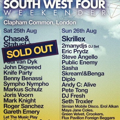 Who's going to #sw4 to see #publicenemy #foreignbeggars #skrillex #andyc THIS GIRL!!! (Taken with Instagram)