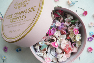 jasminestumbls:  Candy Box Storage by such pretty things on Flickr.