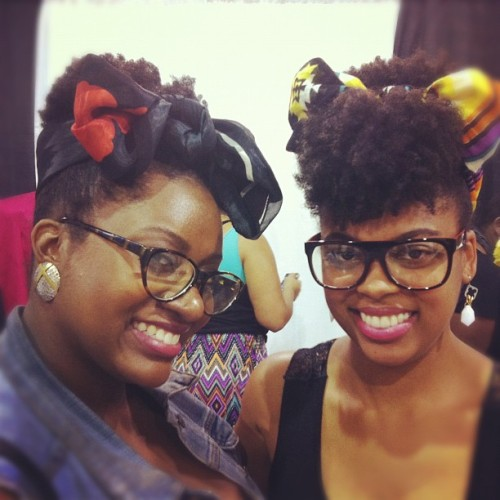#naturalhair + #scarfs =fabness #returnofthecurls (Taken with Instagram)