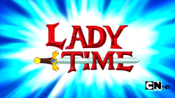 katrie:  WHAT TIME IS IT? LADY TIME ☆