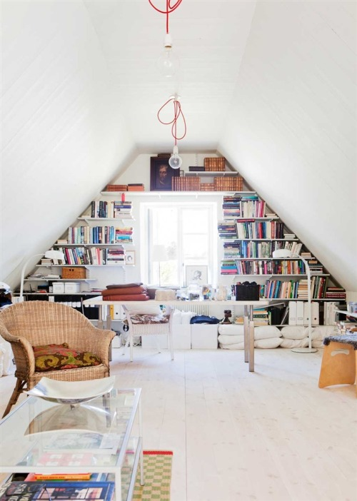 design attic library