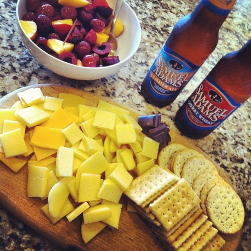 Continuing the snacking.  (Taken with Instagram)