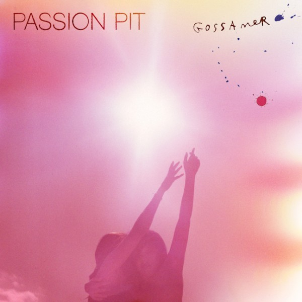 Got this today. The fantastic second album by Passion Pit. It's a summery record for the summer we might possibly get a little bit of. If we're lucky.