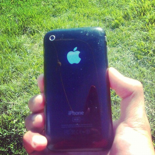 #iPhone 3G (Tomada con Instagram)