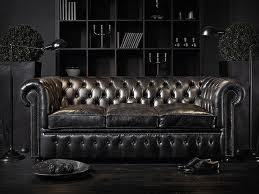 richieauvergne:  The Chesterfield….it's not just a sofa, it's a work of art…