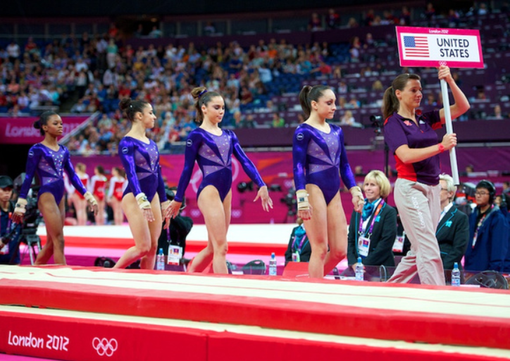 usagymisdoordie:  Team USA 2012 Olympic Games: Qualifications