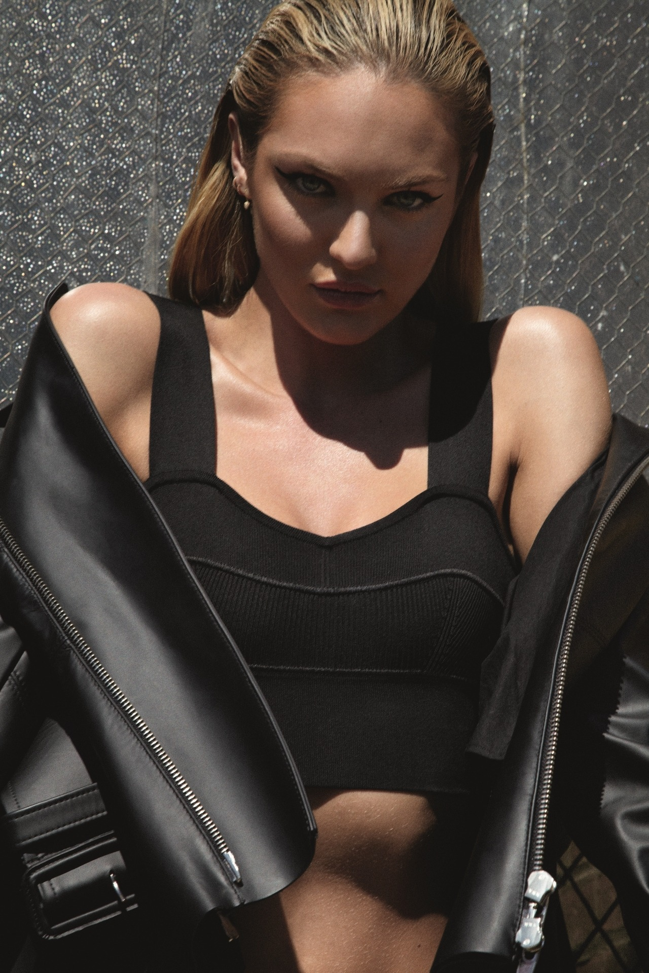 thebeautymodel:  Candice Swanepoel by Collier Schorr for Muse #30 Summer 2012.