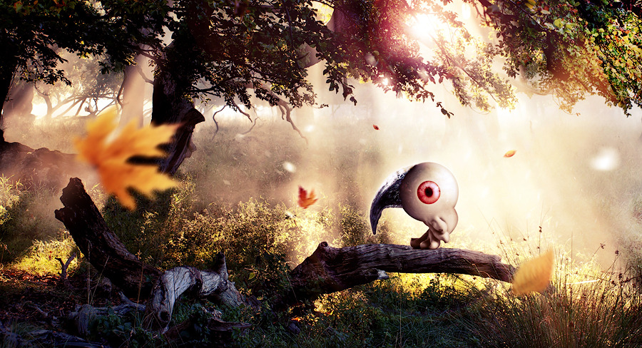 Digital art selected for the Daily Inspiration #1201