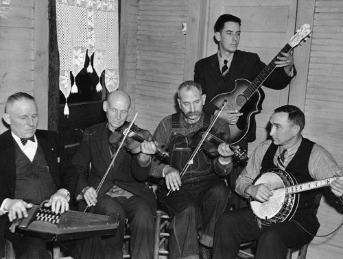 Virginia String Band, 1937