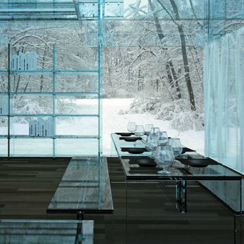 justthedesign:  justthedesign: Dining Room, Via Duo Carlo Santambrogio & Ennio Arosic