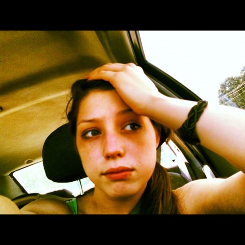 Long days 😒💤 (Taken with Instagram)