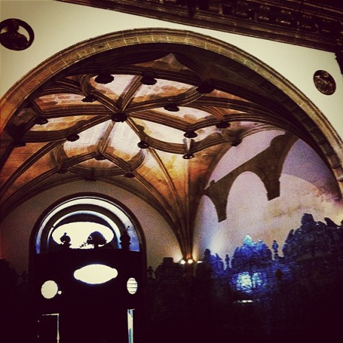 #art #architecture #shadows #lights #beautiful #historical #history #church #bestoftheday #picoftheday #photooftheday #pic #picture #photo #travelingram #tagstagram #statigram #instagram #webstagram #dark #ig #igers #ignation #places #fromwhere #iphone #iphonephotos #eavig  (Taken with Instagram)