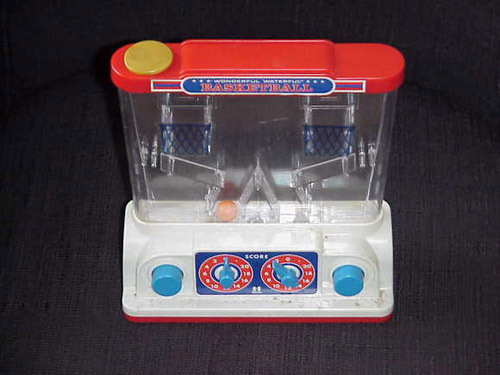Waterful Basketball - I used to play this for hours!