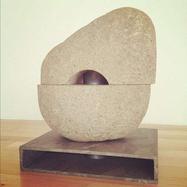 Taken with Instagram at The Noguchi Museum