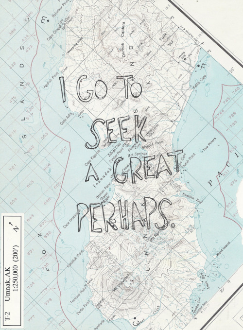 ibelieveineverybreathyoubreathe:  Looking For Alaska (by ed-ingle)