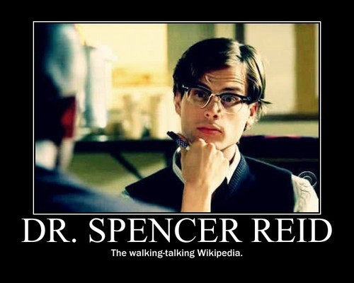 Spencer Reid Quotes Tumblr