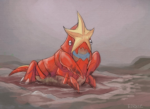aaric-natural-pride:  150+ project: crawdaunt by ~edface
