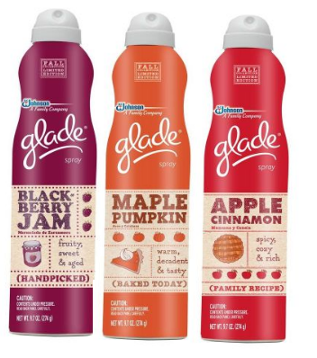 The Glade Fall Line-Up