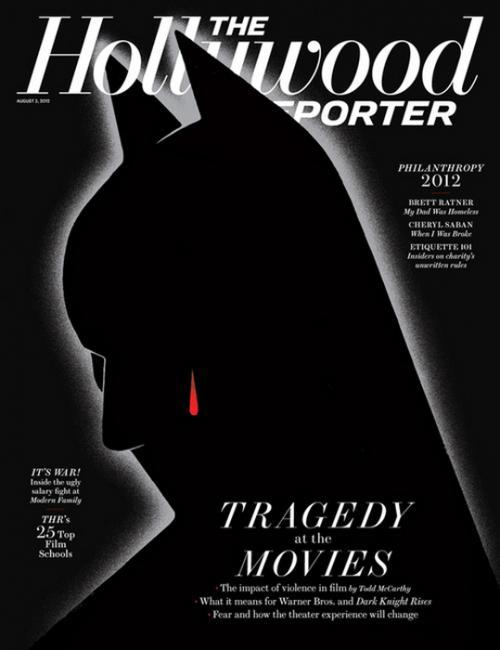 Hollywood Reporter Cover : Illustration Perfection