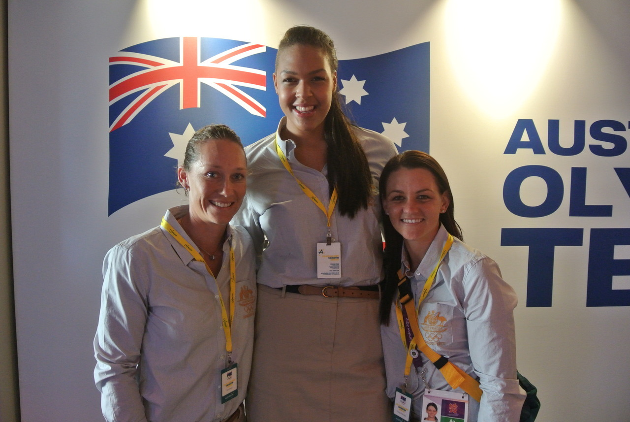 Australian Team Reception - Sam Stosur and Casey Dellacqua