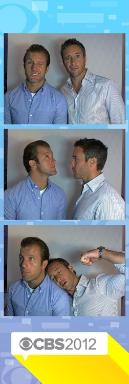 Did I ever mention how much I love them? They're so adorable. McDanno.♥