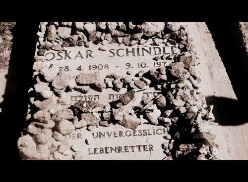 Oskar Schindler04.28.1908 - 10.09.1974Righteous Among Nations