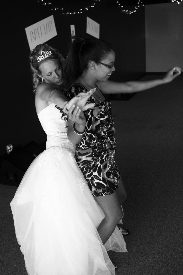 This is how bestfriends dance at a wedding! I was getting my dollars worth for sure!  hhehe<3