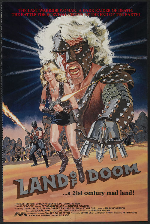 Land of Doom (1986)