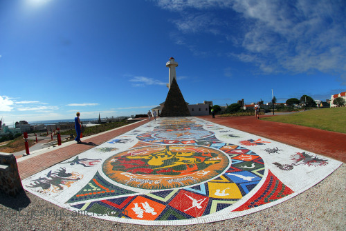 Donkin Reserve Park-Port Elizabeth, South Africa