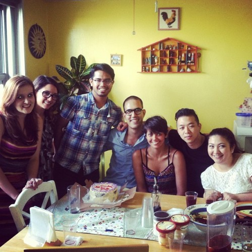 @charlangas8 we love you! @heynolan @hidella @humanly  (Taken with Instagram)