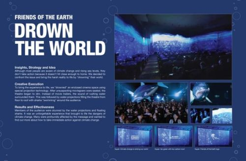 Friends of the Earth: Drown The World | Ads of the World™