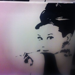 #audreyhepburn enough said, purchasing next paycheck  (Taken with Instagram at IKEA)