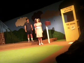 You're a Good Man, Charlie Brown opened this weekend. Don't miss your chance at seeing this spectacular musical.