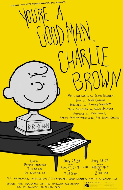 You're a Good Man, Charlie Brown!