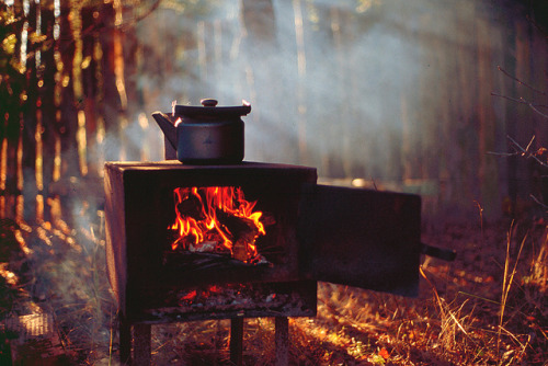 betweenthewoodsandthewater:   Love by Ekaterina Sotova on Flickr.  Stove Envy.