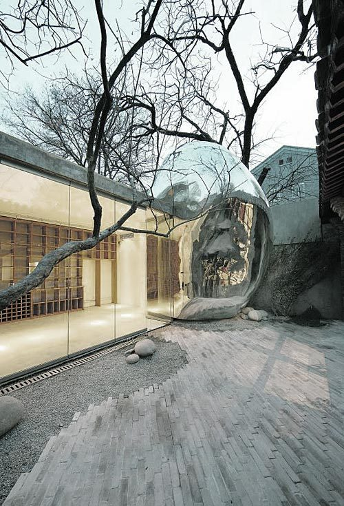 cjwho:  Beijing Hutong Bubble / MAD