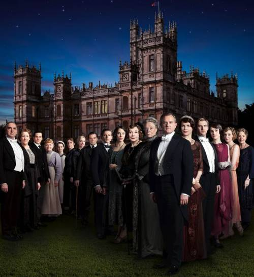 Downton Abbey Seaon 3