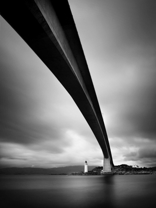 Skye Bridge by Nina Papiorek