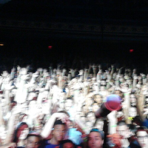 Richmond VA, Yall were #TurntUp  (Taken with Instagram)