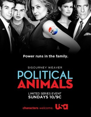 I am watching Political Animals                                                  391 others are also watching                       Political Animals on GetGlue.com