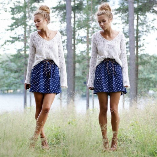globalstreetfashion:   wonderful look ! ♥